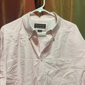 Ariat Pro series shirt XL